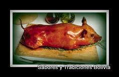 Lechon resultados de la b squeda sabores de bolivia for Lechon al horno de cocina