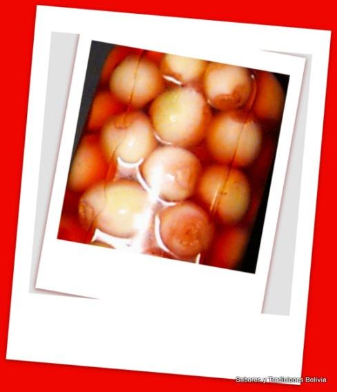 Escabeche de Cebollas