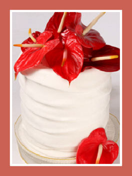 1-torta con flores