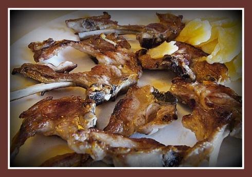 Cordero sabores de bolivia for Cocinar cabeza de cordero