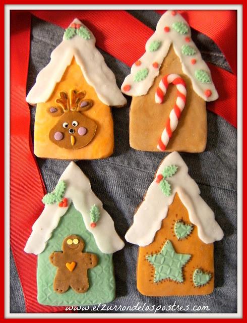 Decoración de Galletas de Navidad