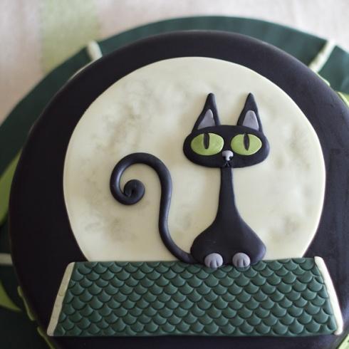 Decoración de Torta de Computadora