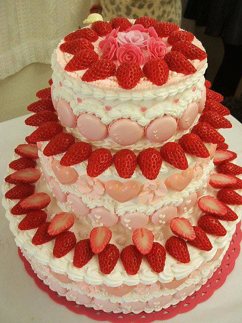 Dos Leches Strawberry Cake Recipe
