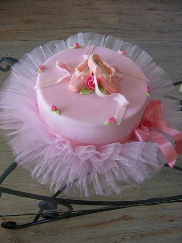 Decoración Torta