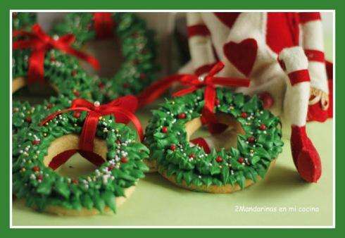 Decoracion de Galletas de Navidad