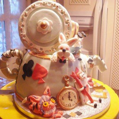 Decoración de Torta de Pascua