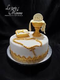 Decoracion de Torta de 1ra. Comunion