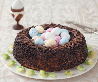 Decoración Torta de Pascua