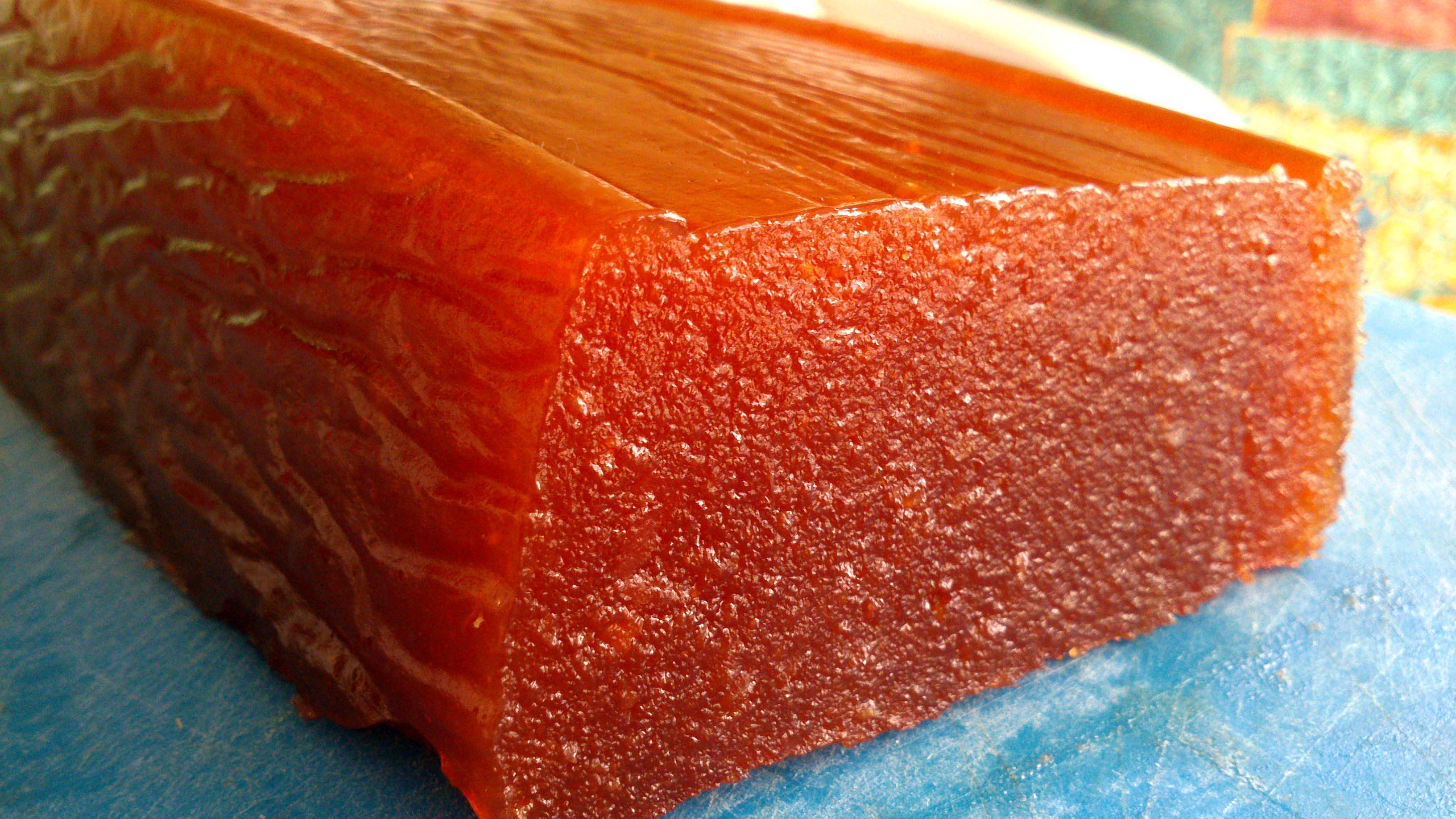 Dulce sabores de bolivia - Como hacer membrillo casero ...
