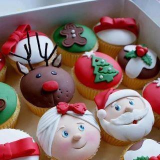 cupa cackes navidenos