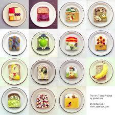 Art Toast Project1