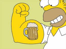 cerveza huesos