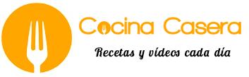 Recetas de Cocina Casera - Recetas fáciles y sencillas