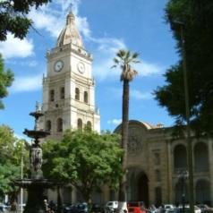 Cochabamba-Plaza