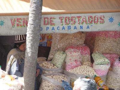 Productos bolivianos