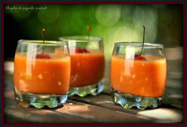 Chupitos de gazpacho gourmet 04