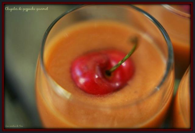 Chupitos de gazpacho gourmet 05