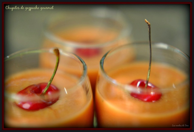 Chupitos de gazpacho gourmet 06